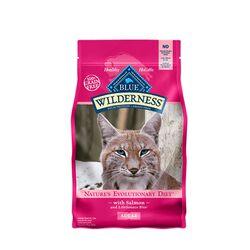 Blue Buffalo Wilderness Dry Cat Food - Salmon