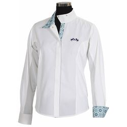 Equine Couture Kelsey Long Sleeve Show Shirt