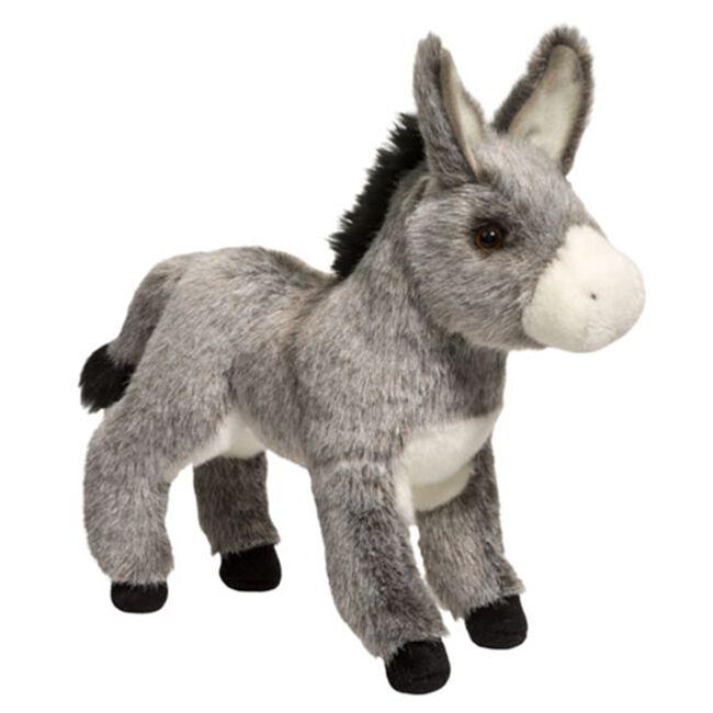 Douglas Elwood Donkey Plush Toy image number null