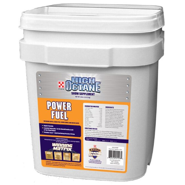 Purina High Octane Power Fuel 30 lb image number null