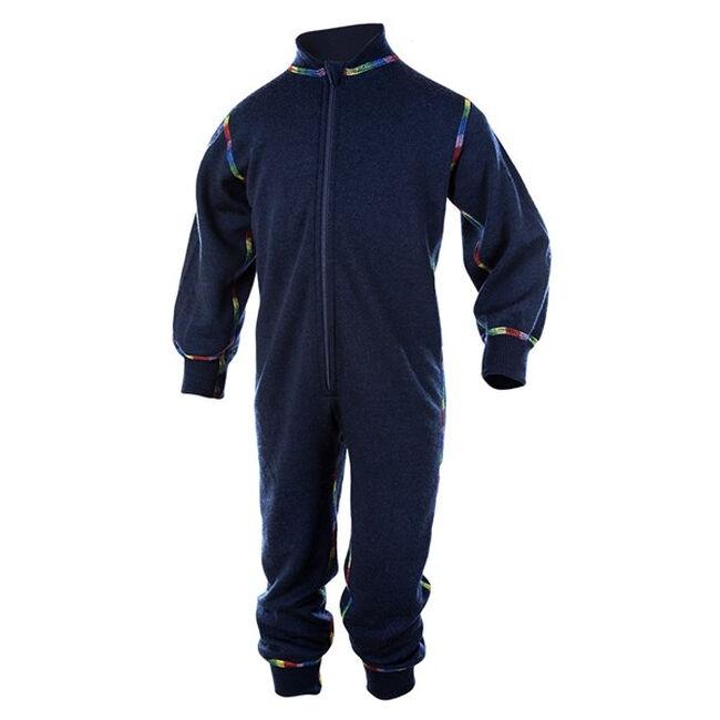 Janus Baby/Toddler Playsuit Wool Blend - Blue image number null