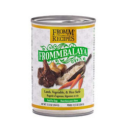 Fromm Frommbalaya Lamb, Vegetable, & Rice Stew 12.5 oz