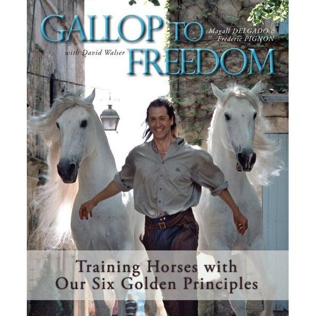 Gallop to Freedom: Training Horses with the Founding Stars of Cavalia image number null