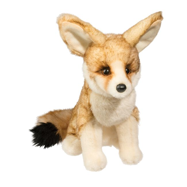 Douglas Sly Fennec Fox Plush Toy image number null