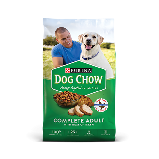 Purina Dog Chow Large Breed-42 lbs image number null