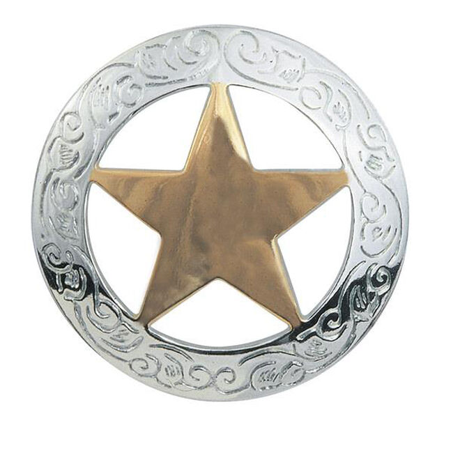 Weaver Texas Star Concho image number null