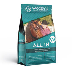 Woody's Horse Nutrition All In Supplement
