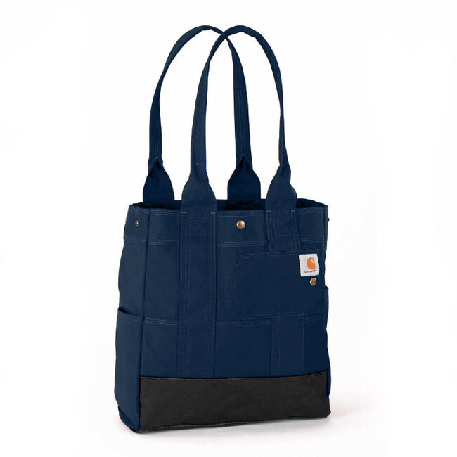 Carhartt North South Canvas Tote - Navy image number null