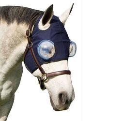Intrepid Equine-Medi Lens Eye Protector Medical Horse Hood