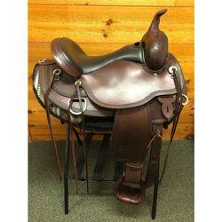 Used Circle Y Omaha Trail Saddle