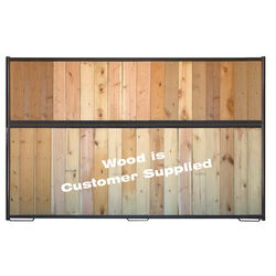 Behlen 12' Solid Horse Stall Panel