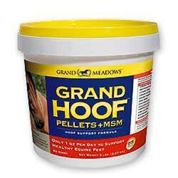 Grand Hoof Pellets