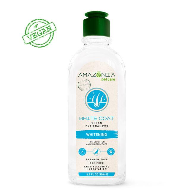 Amazonia Pet Care Vegan White Coat Shampoo for Dogs image number null