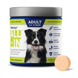 Vetericyn All-In Life Stage Supplement for Adult Dogs