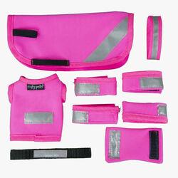 Crafty Ponies Hi Visibility Set - Pink