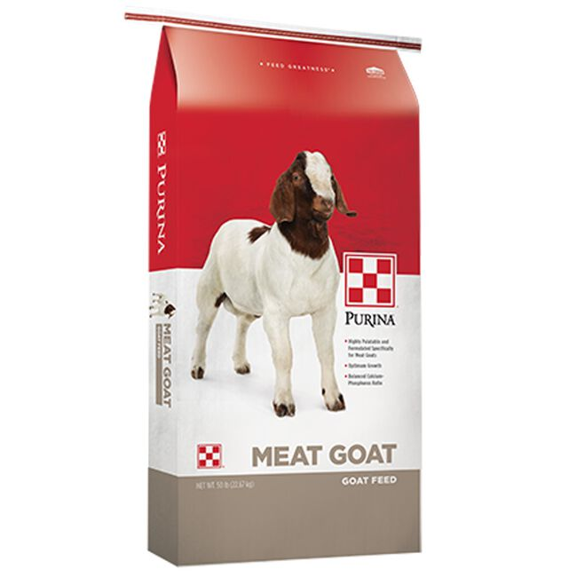 Purina Noble Goat Grower 16 image number null
