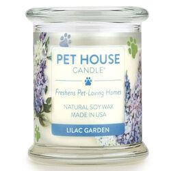 Pet House Candle - Lilac Garden