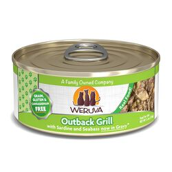 Weruva Outback Grill Canned Cat Food