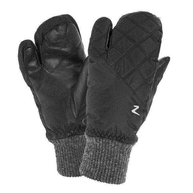 Horze Padded 3-Finger Winter Mittens image number null