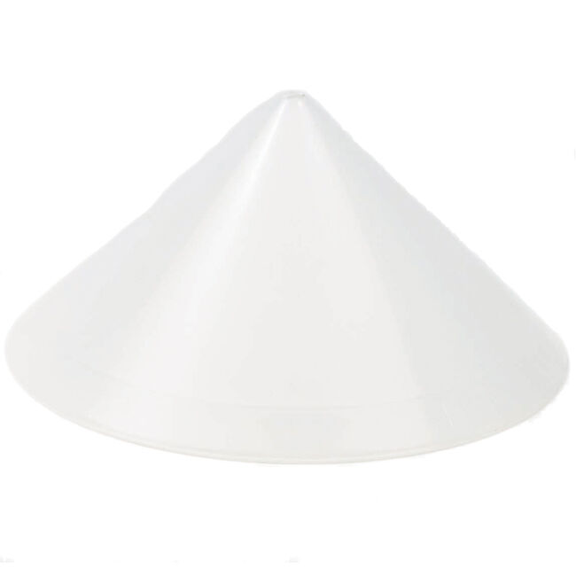 Poultry Cover for 22 Pound Hanging Feeder image number null