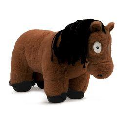 Crafty Ponies Brown/Black Horse Toy