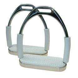 Coronet Fillis Double Jointed Stirrup Irons