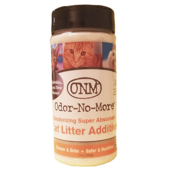 Odor-No-More Cat Litter Additive image number null