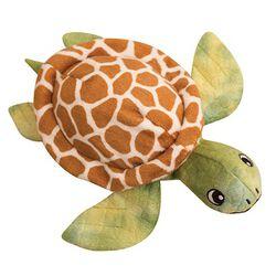 Snugz Baby Shelldon Turtle Dog Toy