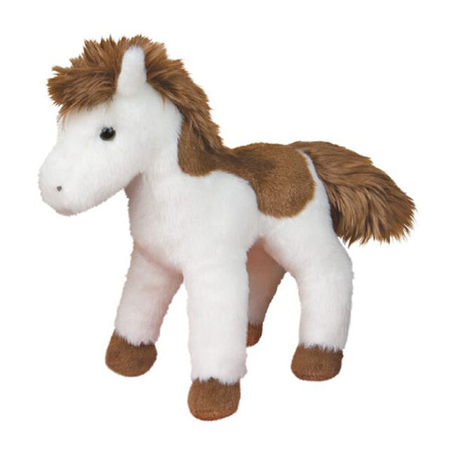 Douglas Arrow Head Brown Paint Horse Plush Toy image number null