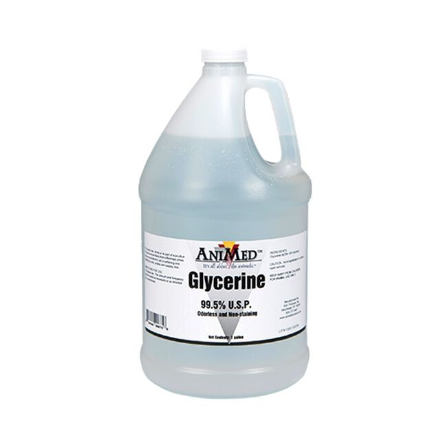 Animed Glycerine 99.5% U.S.P.  - Gallon image number null