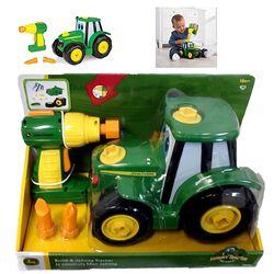 John Deere Build a Johnny Tractor Kids' Toy