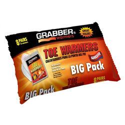 Grabber Warmers Toe Warmer 16 pk