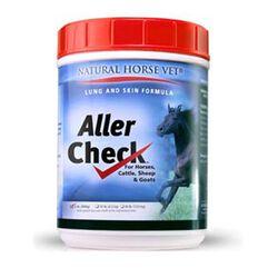 Natural Horse Vet Aller Check