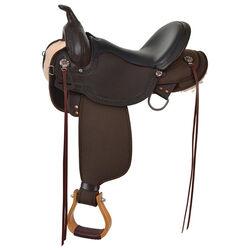 High Horse Rosebud Cordura Trail Saddle