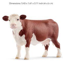Schleich Hereford Cow Kids' Toy