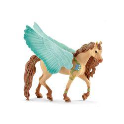 Schleich Decorated Pegasus Stallion Kids' Toy