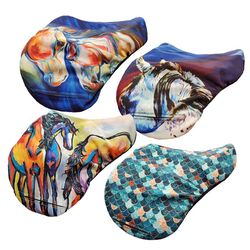 Art of Riding Saddle Cover
