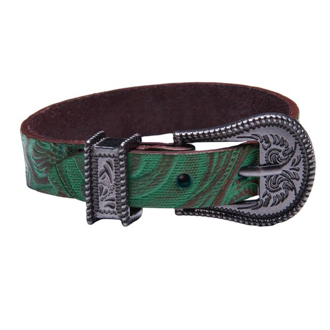 Noble Outfitters Buckle Up Bracelet - Turquoise image number null