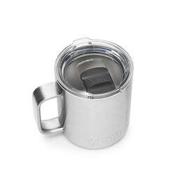 YETI Rambler 10 oz Mug with Magslider Lid - Stainless Steel
