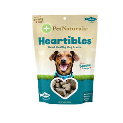 Pet Natural's of Vermont Heartibles - Salmon Flavor