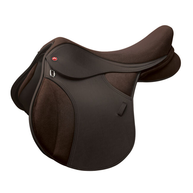 Thorowgood T4 All Purpose Long Flap Pony Saddle image number null