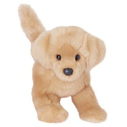 Douglas Bella Golden Retriever Plush Toy