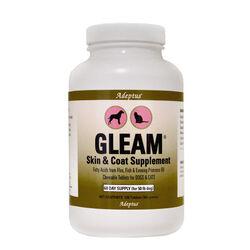 Adeptus Gleam Pet Skin and Coat Supplement