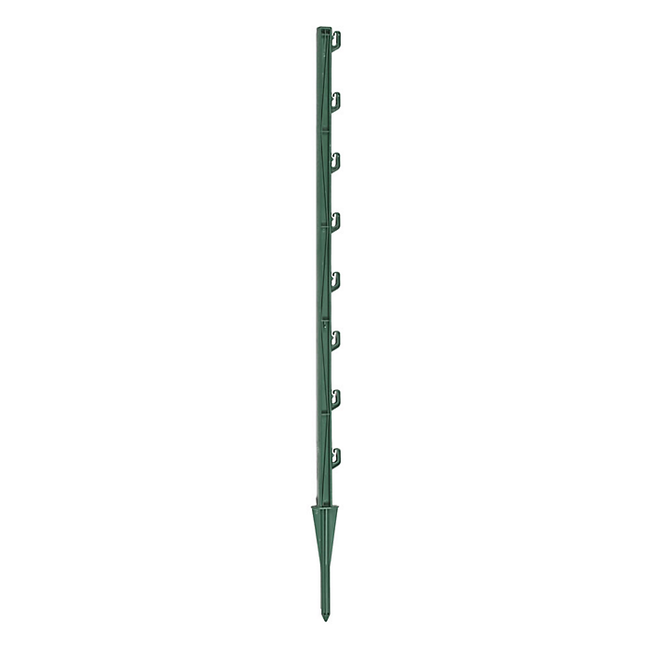 Zareba 30-Inch Green Garden Fence Post  image number null