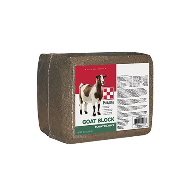 Purina Mills Goat Block image number null