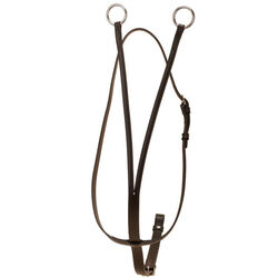 Tory Leather Running Martingale