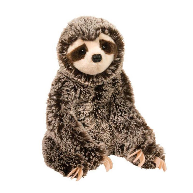 Douglas Libby Sloth Toy image number null