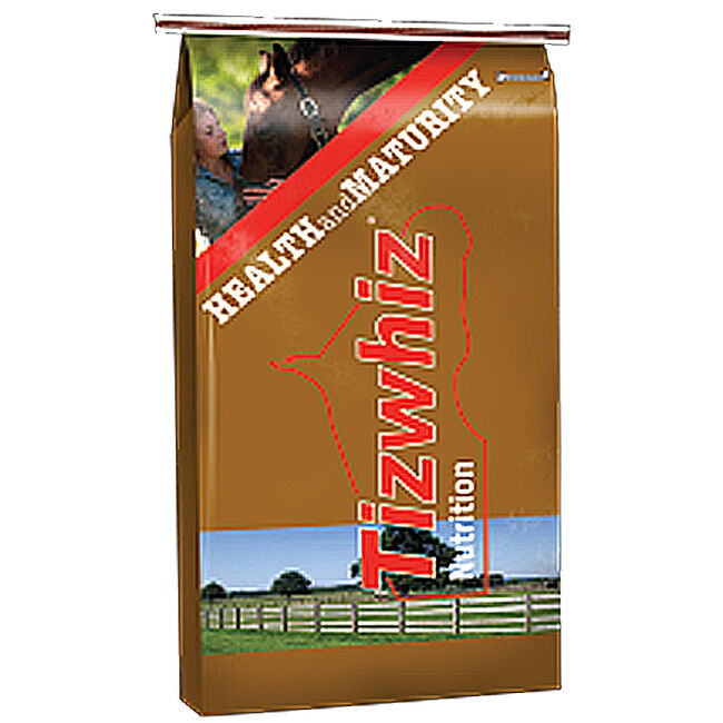 Tizwhiz Health-n-Maturity Senior Horse Feed image number null