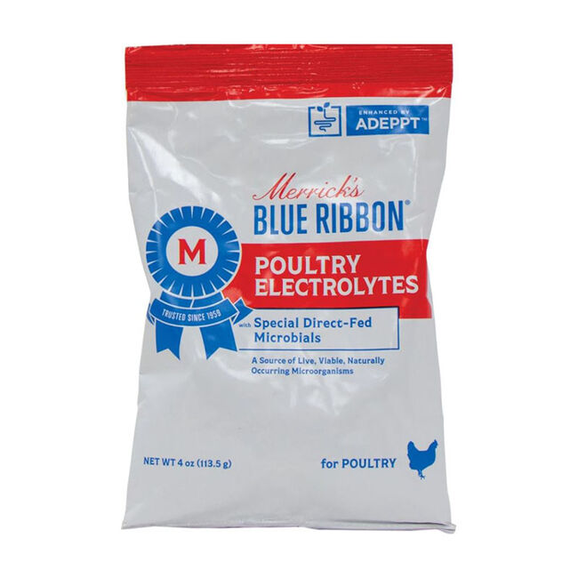 Merrick's Blue Ribbon Poultry Electrolytes image number null