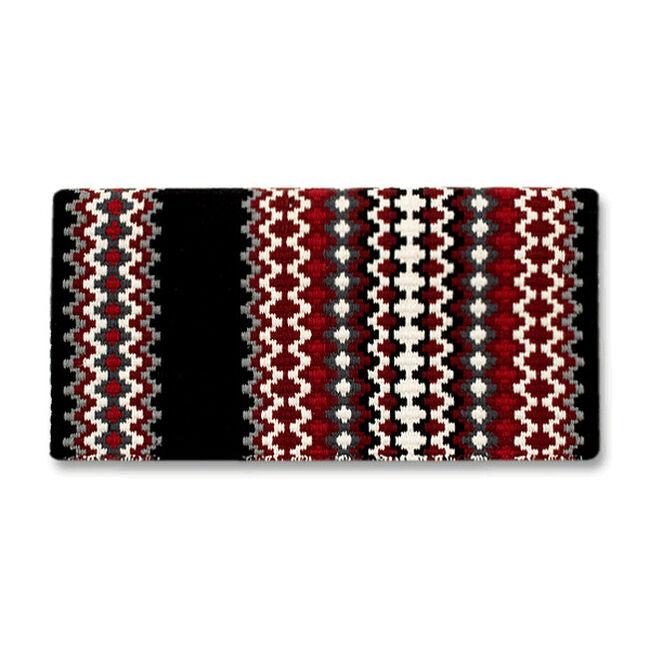 Mayatex Gemini Saddle Blanket - Tibetian Red image number null
